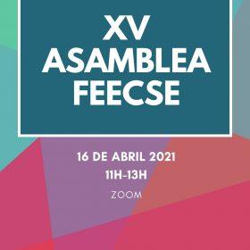 XV Asamblea FEECSE